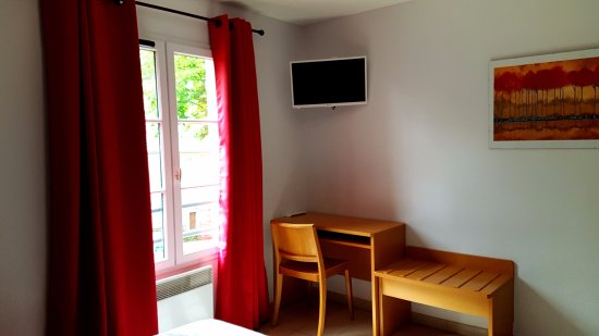Cuxac-Cabardes, Fransa: Chambre double