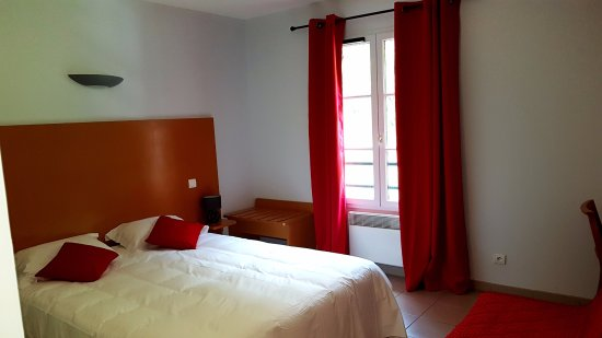 Cuxac-Cabardes, France: Chambre