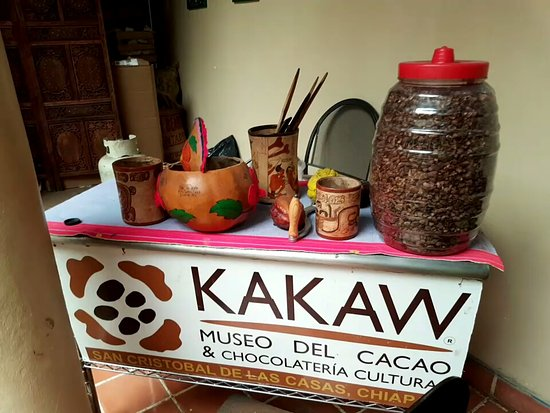 Kakaw Museo del Cacao & Chocolateria Cultural