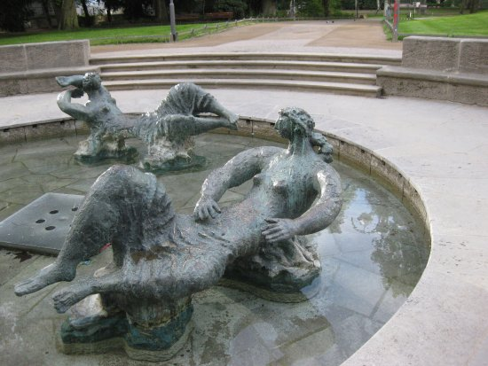 Marshall-Brunnen