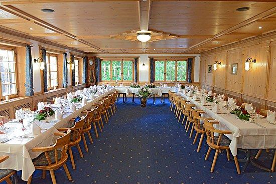 Hotel Alpbach: Elegantissimo sala per ricevimenti