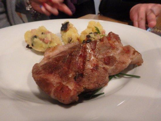 Prachatice, Česká republika: Steak