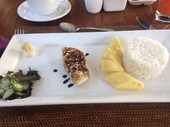 Royal Kamuela: Breakfast and Afternoon Tea are top quality and delicious!