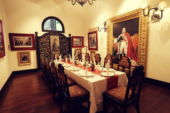private dining room - picture of tugu kunstkring paleis, jakarta