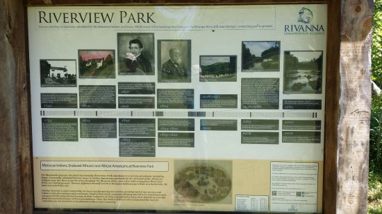 Rivanna Trails: Posted info