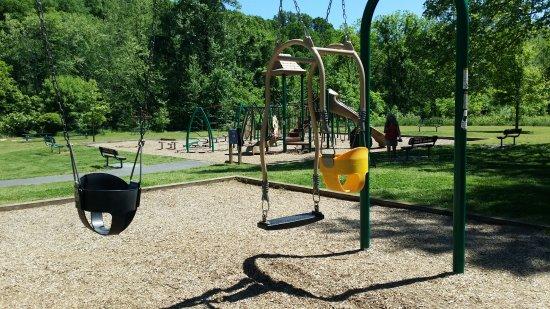 Rivanna Trails: Playground