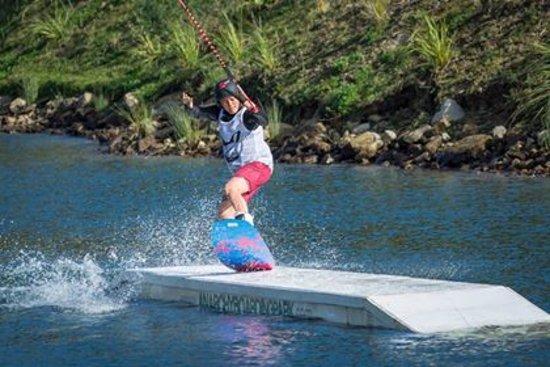 Taupo, Nueva Zelanda: Slider