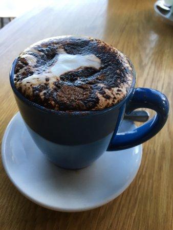 Heatherton, Australia: Cappuccino