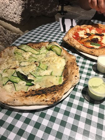 Not Bad For Canary Wharf Pizza Pilgrims London Traveller