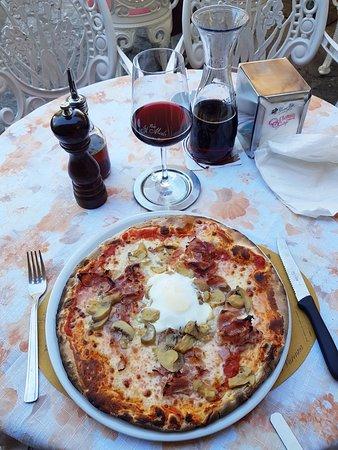 Bar Il Molo: lunch... less than 20 Euro's