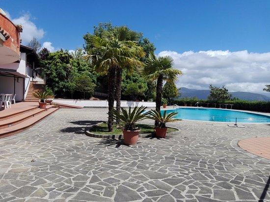 Rofrano, Italie : piscina