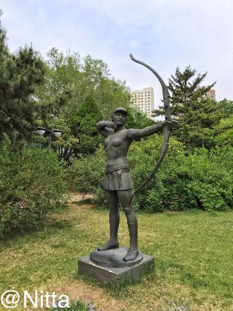Shenyang Zhongshan Park : To continue my post/photos of Zhongshan Park...