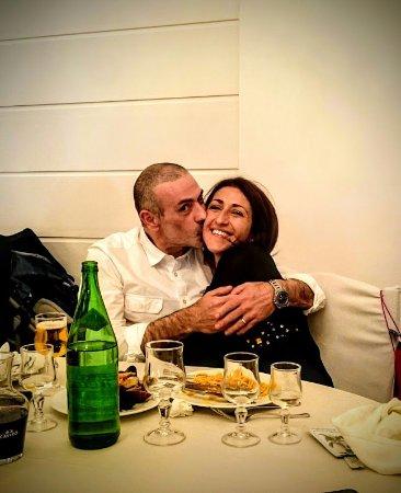 Rofrano, Italie : la mia adorata sorella