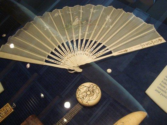 Grand Rapids Public Museum: раскошный веер