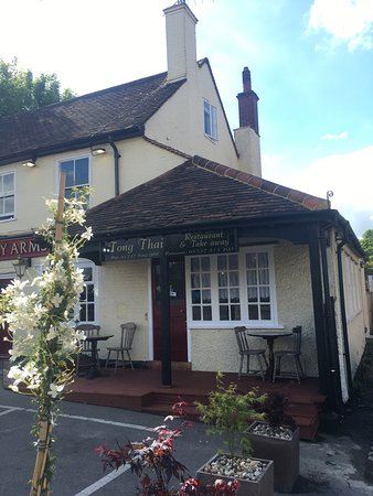 Merstham, UK: TongThai@Railway Arms