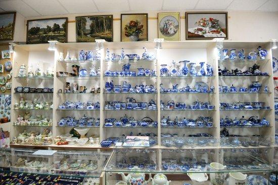 Gift Shop Gzhel