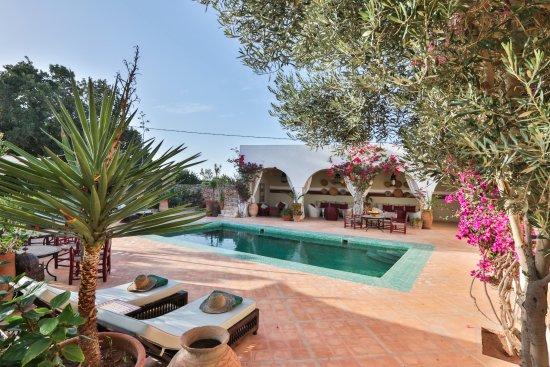 Les jardins de villa maroc essaouira marocko omd men for Les jardins de villa maroc essaouira