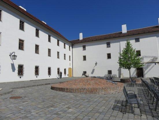Brno, Republika Czeska: castle