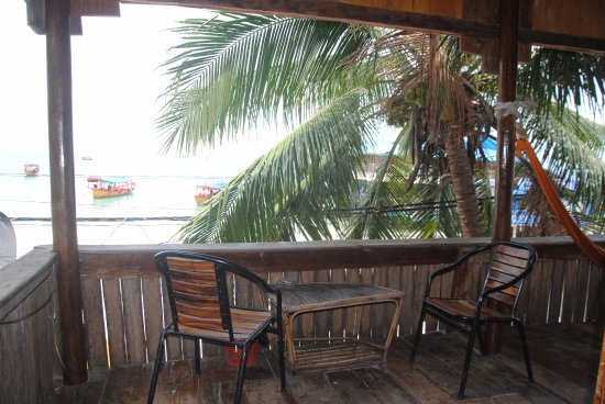 Balcony - Picture of Bong's Guesthouse, Koh Rong - Tripadvisor
