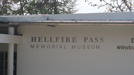 Hellfire-Pass - Picture of Hellfire Pass Memorial Museum ...