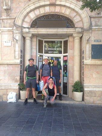 The Jerusalem Hostel: photo0.jpg