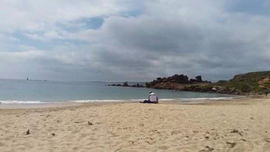 Portoscuso, Italien: spiaggia di Portopaglietto