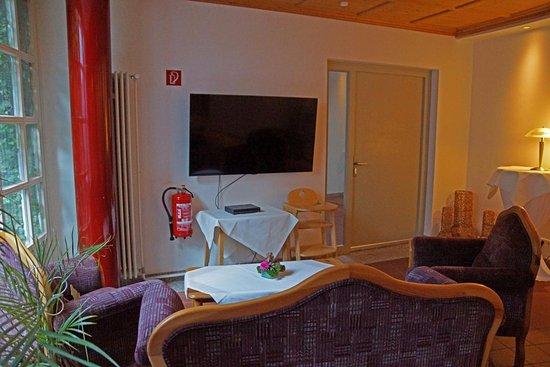 Hotel Deutsche Eiche: Räumlichkeiten