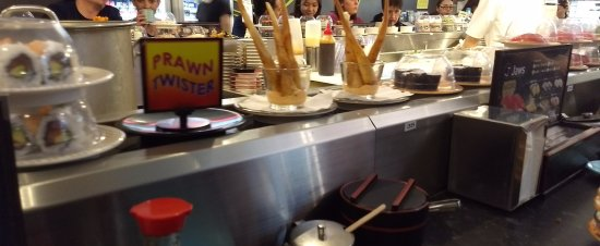Jaws Kaiten Sushi Picture