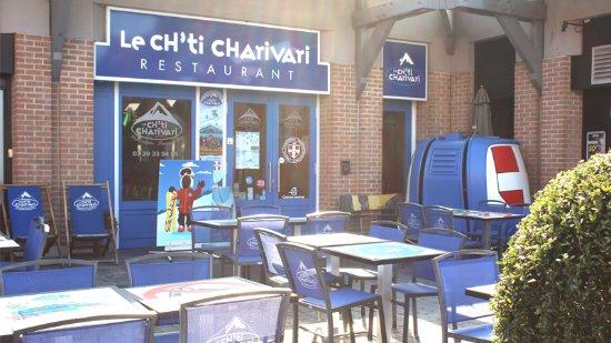 Le ch 39 ti charivari villeneuve d 39 ascq 208 rue jean - Restaurant le bureau villeneuve d ascq ...