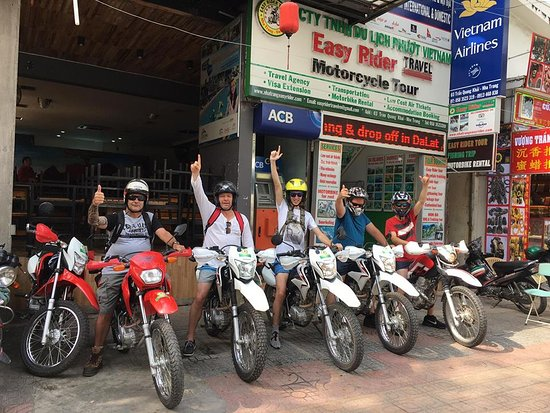 Easy Rider Travel