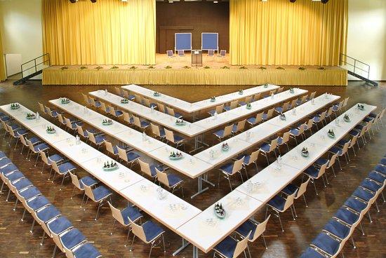 Wegberg, Alemania: Bankettsaal