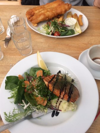 Chowder Cafe Dingle Menu