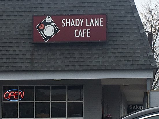Saint Matthews, KY: Shady Lane Cafe