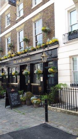 The Star Tavern: extérieur