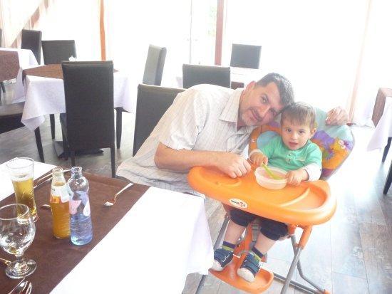 Nyiregyhaza, Ungern: Vacsorára várva!