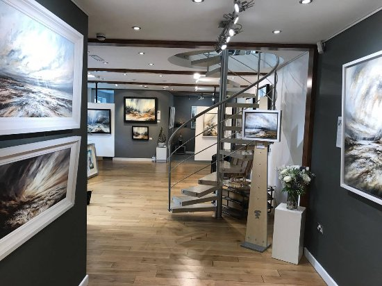 Baldock, UK: Chris & Steve Rocks Gallery Event - May 2017