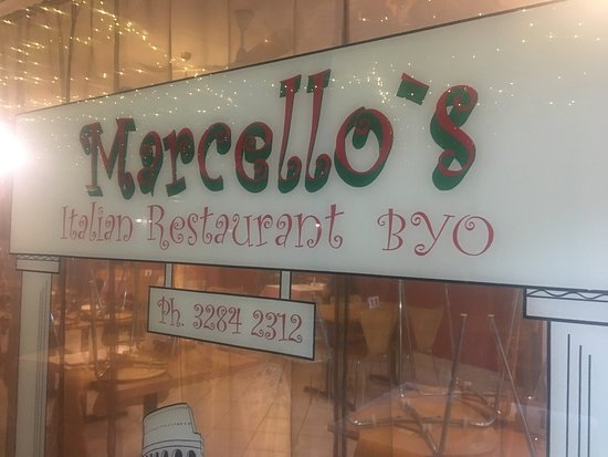 Marcello's Ristorante & Pizzeria: Was there tonight good as usual