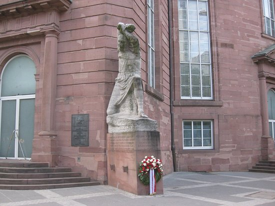 Mahnmal für die Opfer des Naziterrors