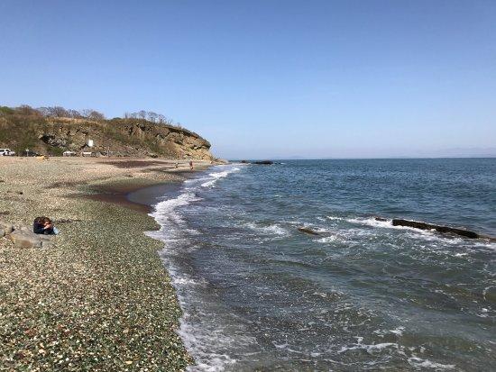 Steklyannaya Bay