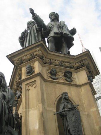 Denkmal der Erfindung des Buchdrucks