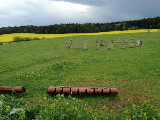 Holasovicky Stonehenge