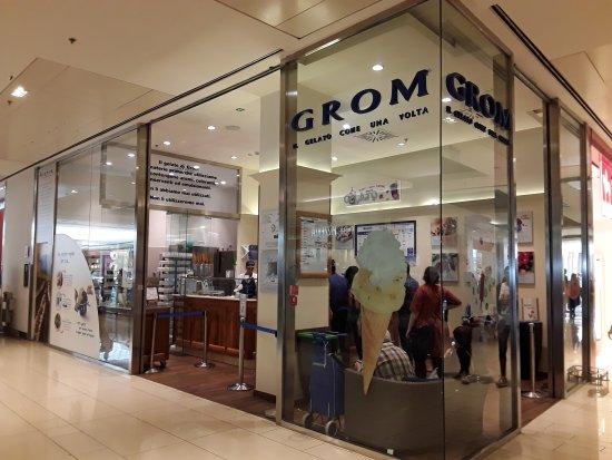 Grom - Picture of Grom - Il Gelato come una volta, Rome ...