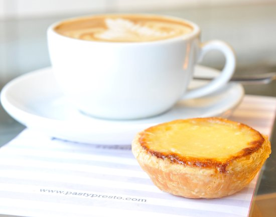 The Cornish Bakery: Pastel De Friday.. deal available every Friday. The best Pastels around!