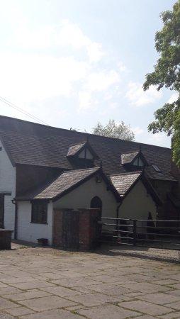 Rossett, UK: Hall