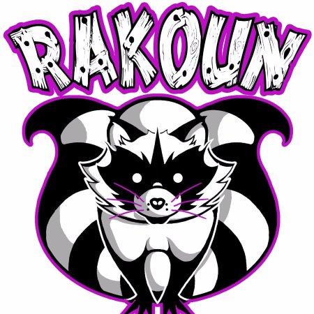 Ti Rakoun - Logo