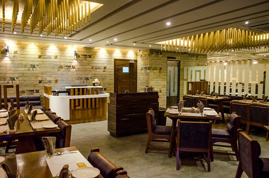 Interior - Picture of Hotel Grand Elegance, Ahmedabad - Tripadvisor