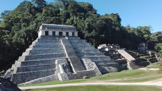 Hotel Chablis Palenque: Yacimiento de Palenque