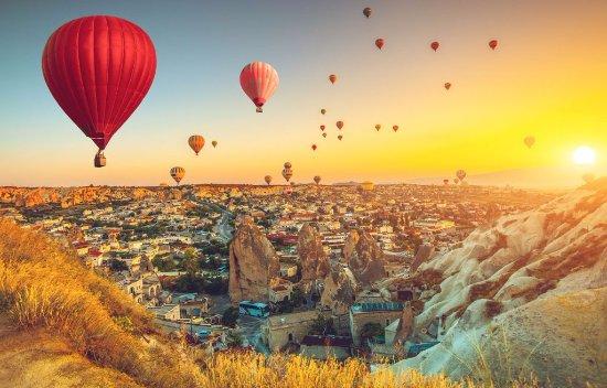 Balon Turlari Kapadokya