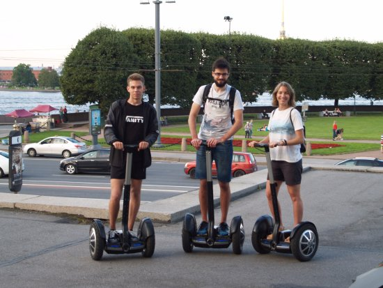 Happy Way Segway