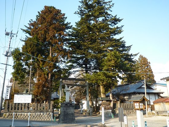Kitamiyasuwa Shrine